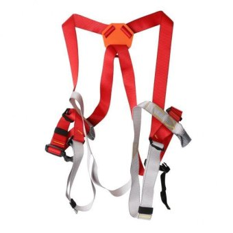 harga MagiDeal Full Body Protect Safe Belt Caving Harness for Rock Climbing Mountaineering - intl Lazada.co.id