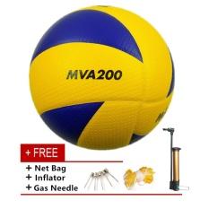Mikasa MVA 200 Voli Lembut PU Volley Bola