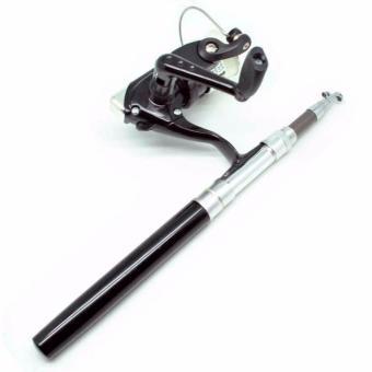 harga Mini Portable Extreme Fish Pen Fishing Rod Length 1.6m Joran Pancing Mini Model Pulpen 1,6 Meter Pancing Pena Ikan Besar Kecil Laut Sungai Kali Kolam Stick Stik Ringan Kuat Kokoh Aluminium Perlengkapan Memancing Portabel s178 Lazada.co.id