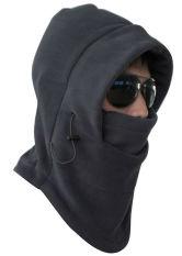 Musim Panas Outdoor Termal Hangat 6 In 1 Balaclava Hood Polisi Memukul Ski Cap Bulu Ski Sepeda Syal Angin Stopper Ski Masker Topi