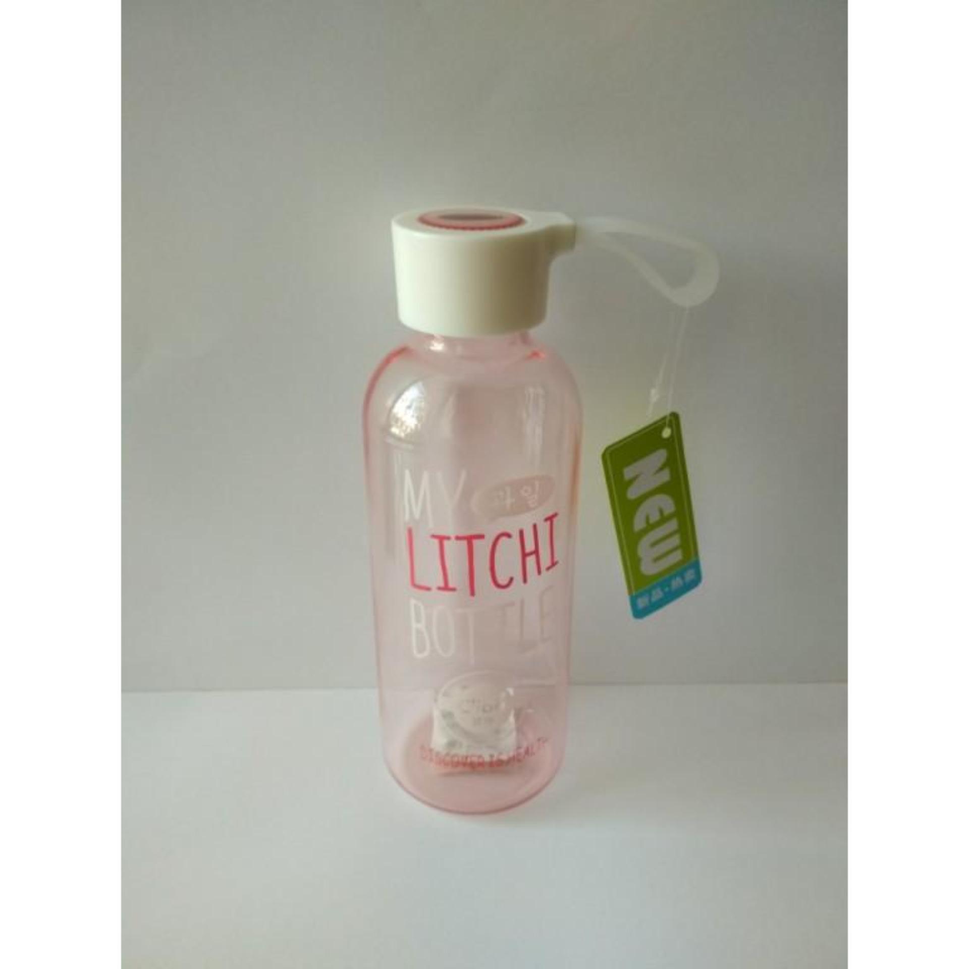 Tempat Membeli My Bottle CLEAR Botol Minum Kuning plus Tas Baik Source · My Bottle Clear Warna Pink