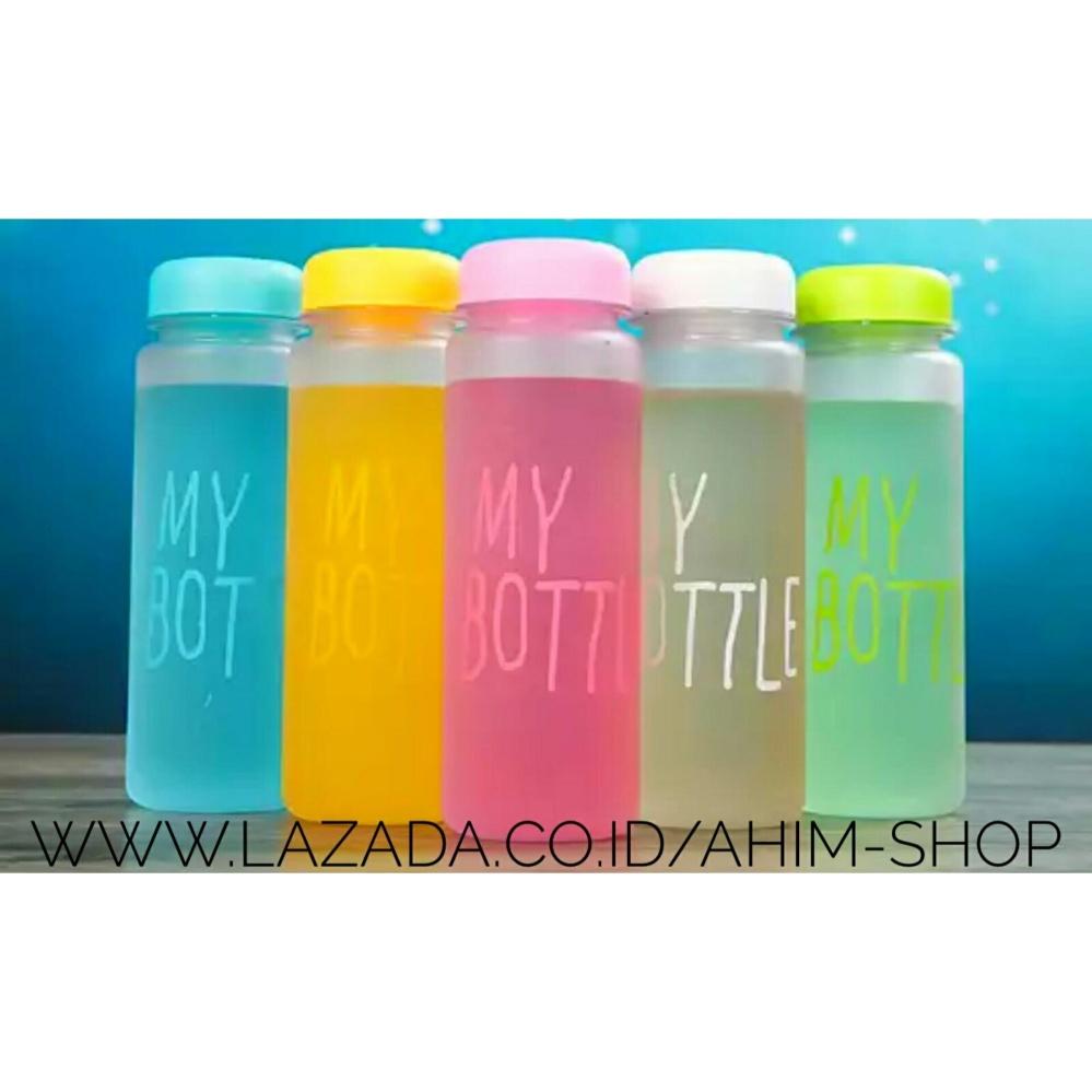 Harga Saya My Bottle Doff Elegant 545 Ml Botol Minum Infused Water Termos Tritan Bpa Free Eco Friendly