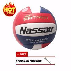 Nassau Bola Voli New Patriot Official Size VNT5 Super Soft Touch