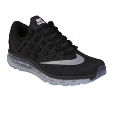 Nike Air Max 2016 Sepatu Lari Pria - Black