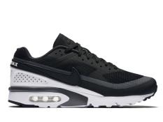 Nike Air Max Bw Ultra Sneakers Olahraga - Black/Black-Anthracite