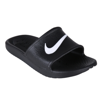 25f26d5a3f4e Keunggulan Sandal Nike Kawa Shower Black 832528 001 Original Bnib ...