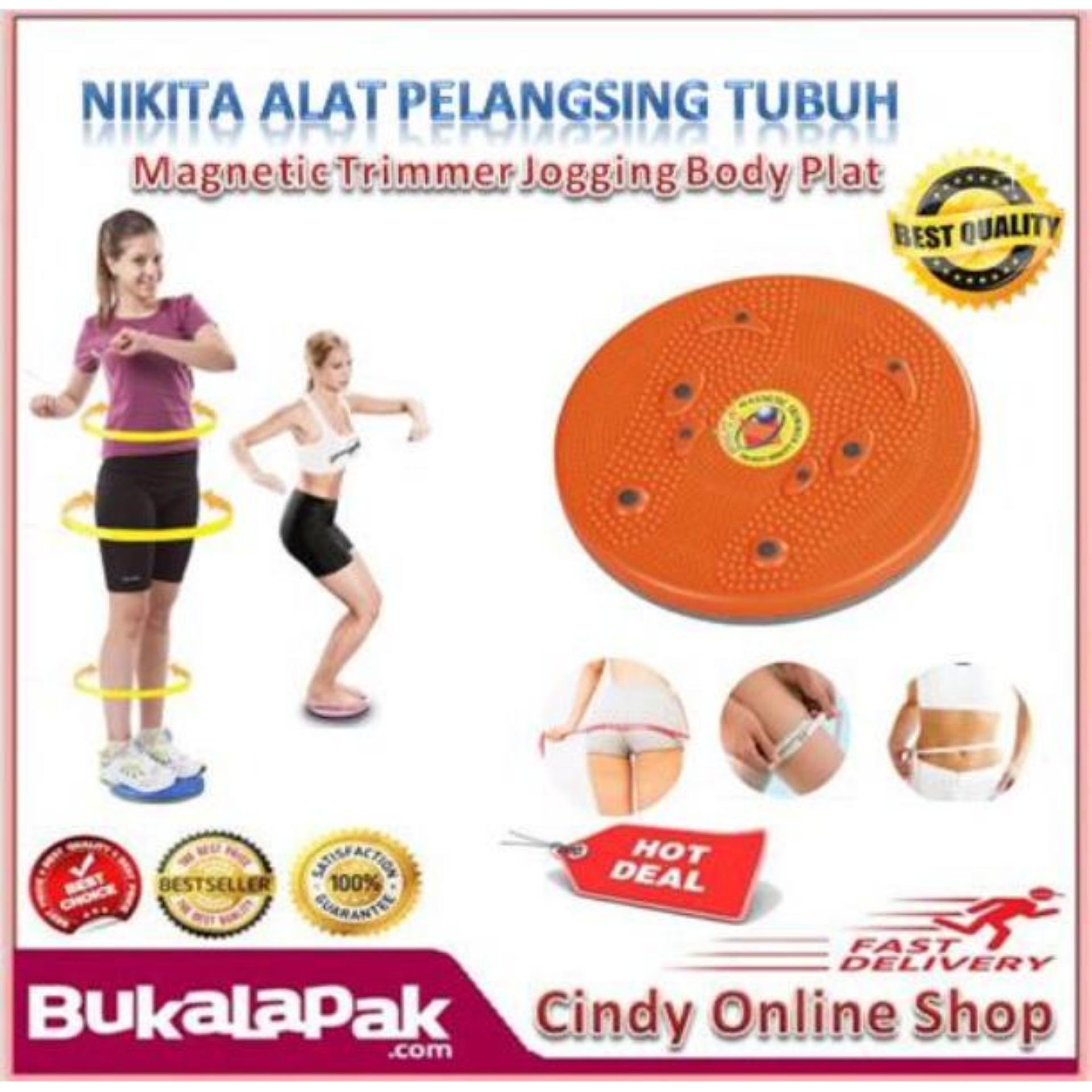 ... Nikita Alat Pelangsing Tubuh Magnetic Trimmer Jogging Body Plate ...