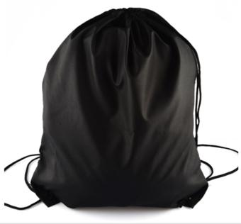 Olahraga Luar Ruangan Bahan Polyester Tas Ransel Serut
