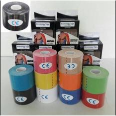 ORIGINAL Kinesio tape/Kinesiology tape for sport & theraphy - HITAM