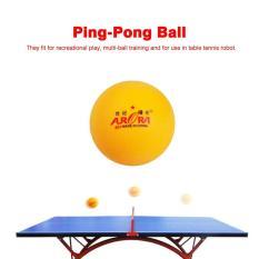 OSMAN 10 Pcs Latihan Bola Pingpong Tenis Meja Bola Match Training Peralatan
