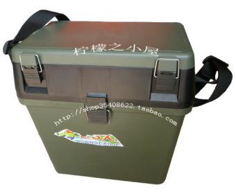 Penyebab besar tentara hijau kursi Diaoyu kursi kursi multilayer toolbox aksesoris kotak