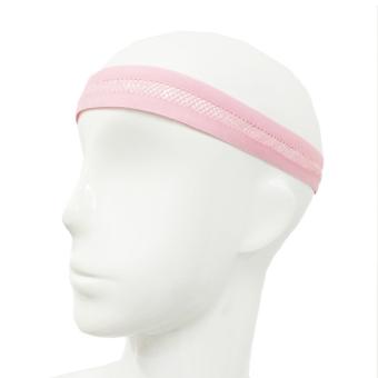 PENAWARAN Perempuan Berjalan Yoga Tergelincir Headband Kebugaran Karet Rambut TERBAIK