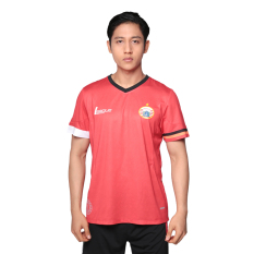 Persija Home Authentic S/S Jersey 2017 Jersey Sepak Bola Pria - Fiery Red/White