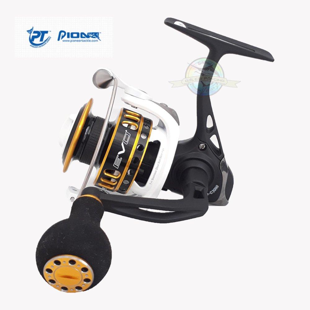 Pioneer Evo C3000HS; Pioneer Evo C3000HS ...
