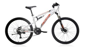 polygon sepeda gunung rayz 1 26 putih gratis ongkir perakitan