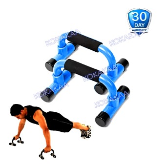 power sport fitness push up bar alat gym portabel