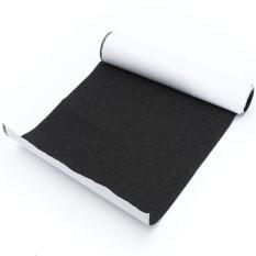 Profesional untuk papan seluncur pita berlubang-lubang pegangan Griptape main skuter 83.82 cm x 22.86 cm
