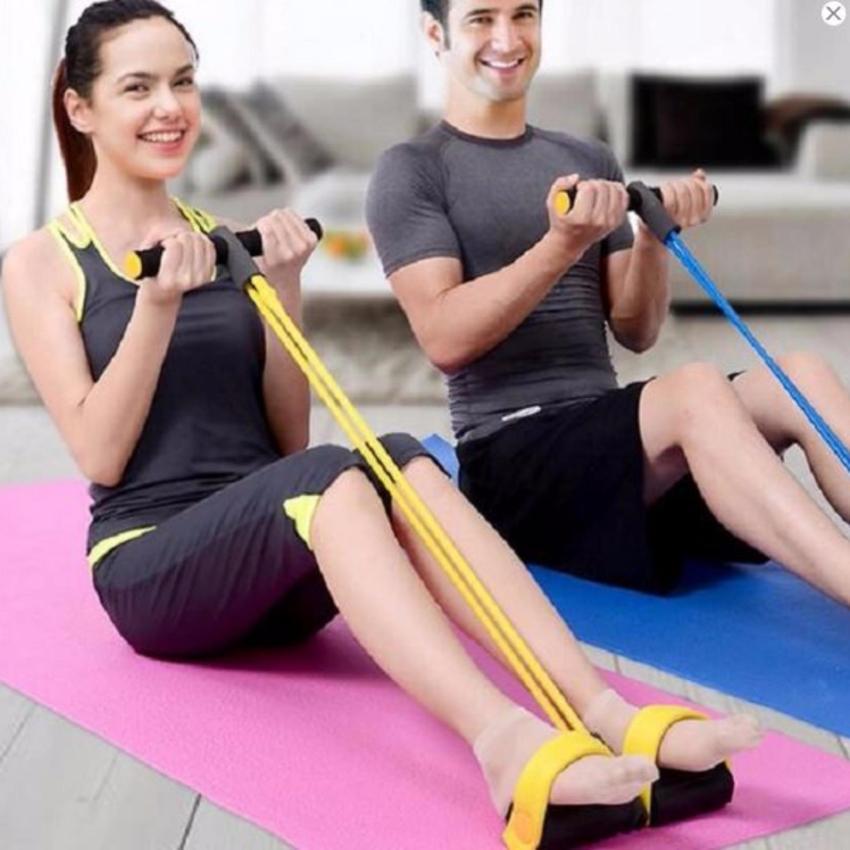 PAKET ALAT FITNESS RUMAHAN PELANGSING TUBUH BODY TRIMMER DAN JOGGING TRIMMER. Source ... Alat Gym Di Rumah Tummy/Body Trimmer Latihan & Fitness. Source .