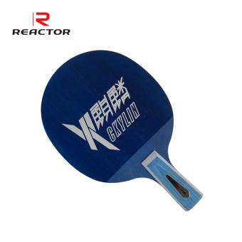 Racket serat lantai raket tenis meja ping-pong lantai