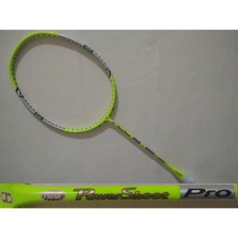 Raket Badminton Hart Powershoot New Attack Hijau Stabilo