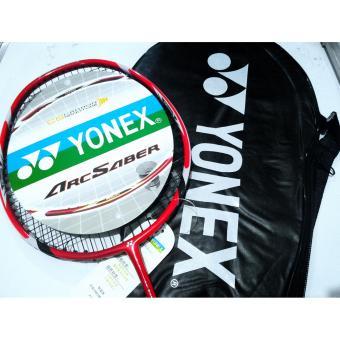 Raket Badminton Yonex ArcSaber 10 - Red