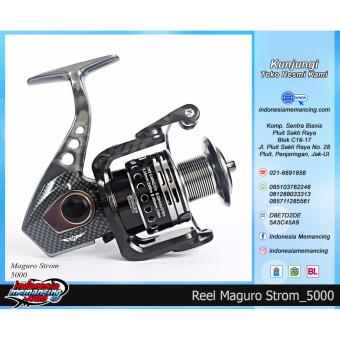 Reel Mancing Spinning Maguro Storm 5000