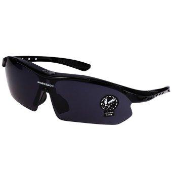 Robesbon 0089 Pria Bersepeda Eyewear Outdoor Bersepeda Kacamata Sepeda Sepeda UV400 Sports Sun .