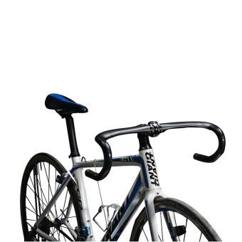 RockBros Road Bike Sepeda Serat Karbon Ultra Drop Bar Setang 440 mm