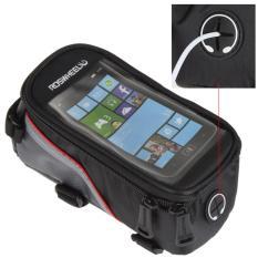 Roswheel Tas Sepeda Waterproof untuk 5.5 inch Smartphone - Black