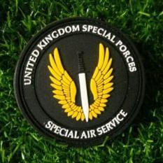 Rubber Patch United Kingdom Special Porces Special Air Service - B966D7
