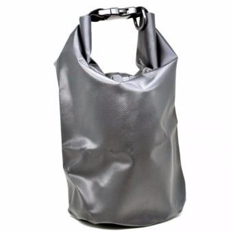 Jual Safebag Outdoor Drifting Waterproof Bucket Dry Bag 15 Liter Tasanti Air Water Proof Perlengkapan Olahraga Camping Rekreasitravelling Hiking Sling Selempang Bahan Parasut Tidak Tembus Airdaya Tampung Banyak Luas Dapat Dilipat Safety - Hitam Murah
