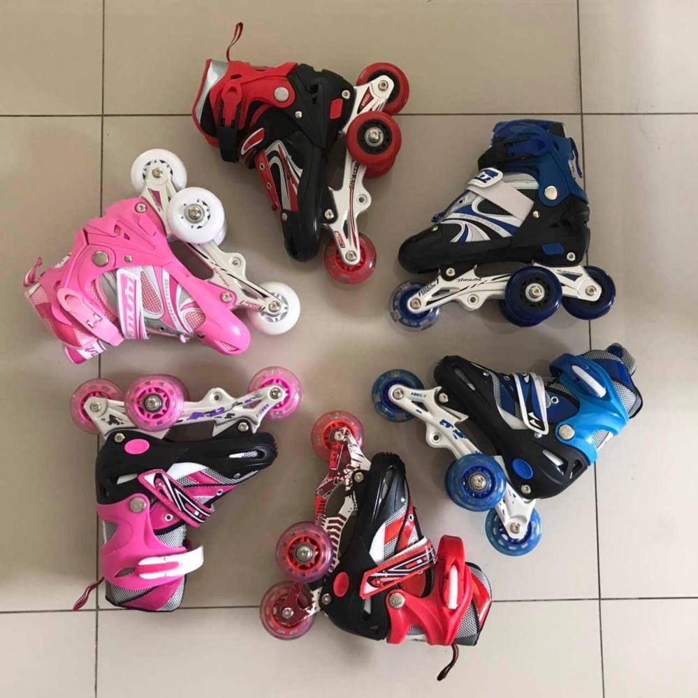 Hot Deals Sepatu Roda Anak Power Inline Skate POWER SUPERB Model ... 5f1d4b7640