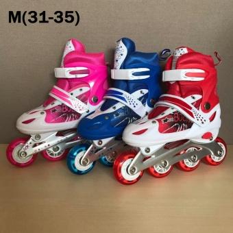 Power Sepatu Roda Inline Anak Pink - Update Daftar Harga Terbaru ... 171aff3612