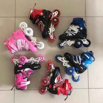 Harga Sepatu Roda Anak Power Inline Skate POWER SUPERB Model BAJAJ Terbaru  klik gambar. 2d3464fd22