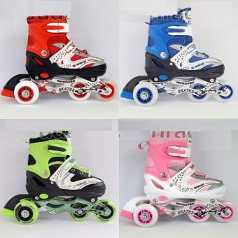 Jual Sepatu Roda Roller Blade Anak Dan Dewasa Harga Spesifikasi ... 0afc32064e
