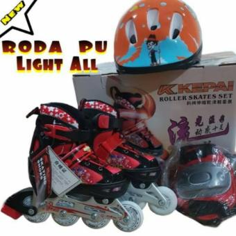 Jual Kokasport Helm Sepatu Roda Anak Helm Sepeda Anak  ff3488f986