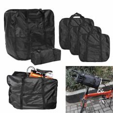 Sepeda gunung sepeda lipat tas bawaan penutup untuk Dahon dudukan 80 cm x 62 cm x