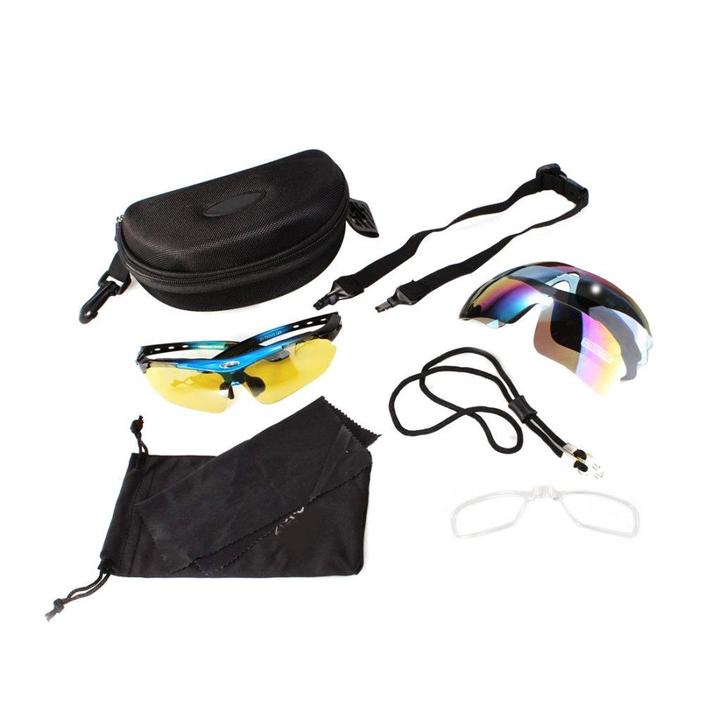 sepeda kacamata terpolarisasi kacamata olahraga