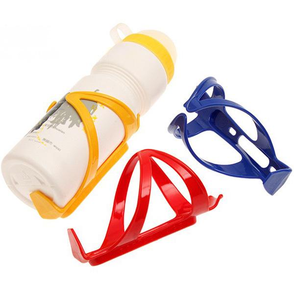 Sepeda MTB Road Mountain Air Olahraga Botol Minuman Plastik Dudukan Rak