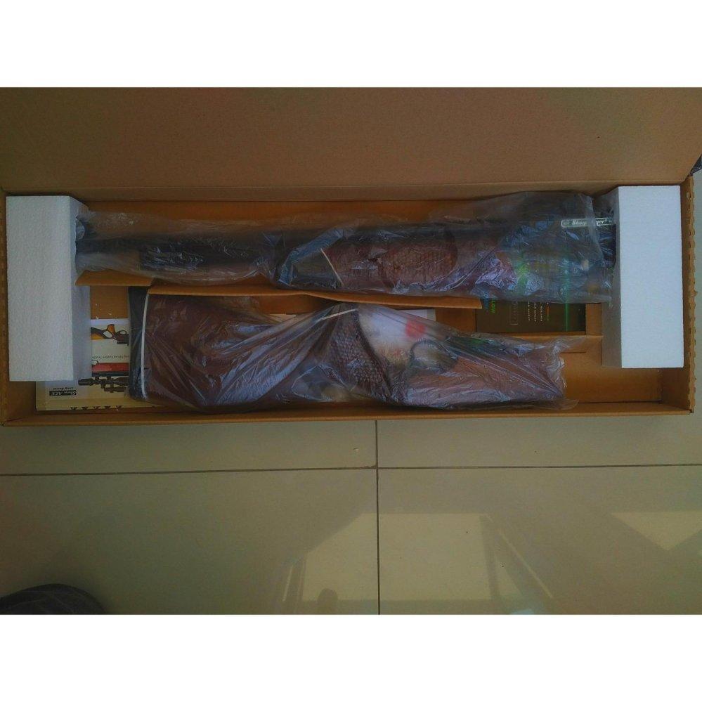 Kerambit Kayu Ukir Karambit Tradisional Lokal Pisau Batik Tanduk Rusa Sedang Sharp Tiger Long
