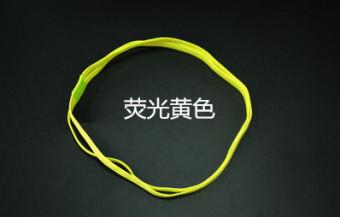 PENAWARAN Silikon non-slip antiperspirant kebugaran band rambut kebugaran karet rambut