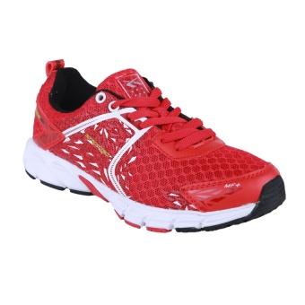 Spotec Amazon Sepatu Lari - Merah/Putih