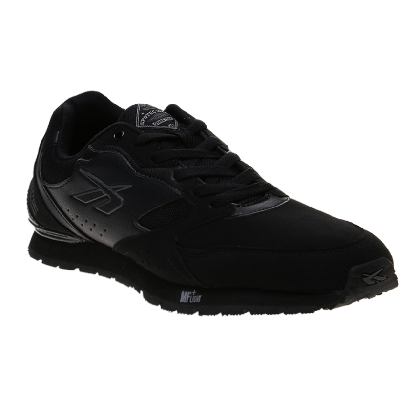 Harga Penawaran Spotec Colombus Sepatu Lari - Black Black Periksa ... fc1994f0c0