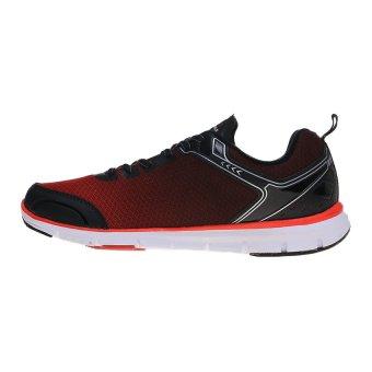 Spotec Omni Light Sepatu Lari - Hitam/Merah - 4