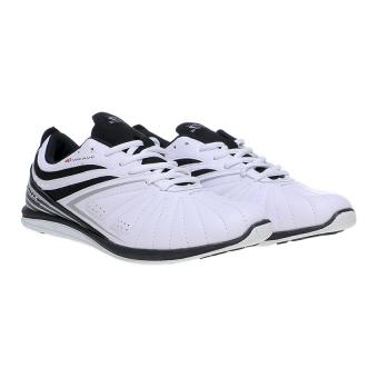 Spotec Zeus Sepatu Sneakers - Putih-Hitam - 5
