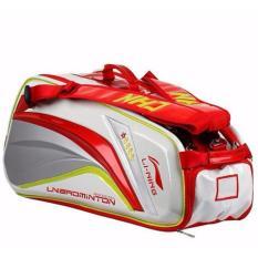 Tas BADMINTON Li-Ning ABJG052 Professional Bulutangkis Original Bag Murah Obral Diskon Adha Sport
