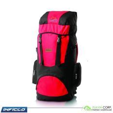 Tas Gunung Carrier Bag 60 L SRU 230 Red
