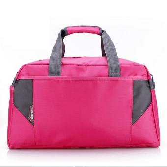 Tas olahraga gym sederhana di luar tas santai n2220h berwarna merahmuda - International