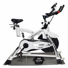 Total Fitness - Sepeda Statis Spinning Bike TL-8805A Free Karpet