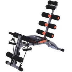 Total Fitness Six Pack Care - Hitam